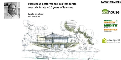 Passivhaus performance in a temperate coastal climate – 10 years of learni tickets