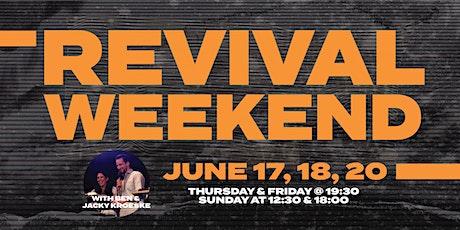 Revival Weekend 2021 tickets