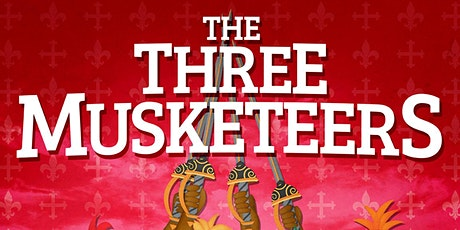 The Three Musketeers Outdoor Theatre tickets