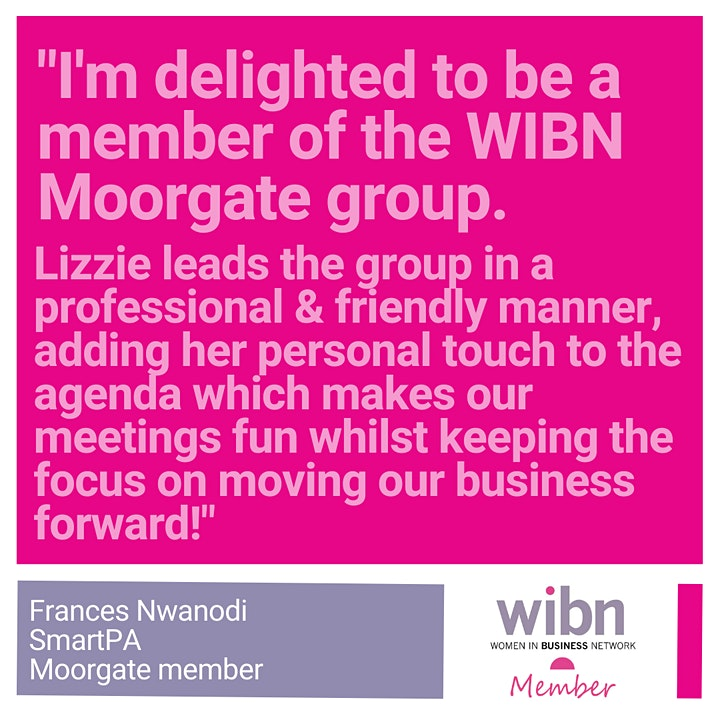 Women in Business Networking - London Moorgate image