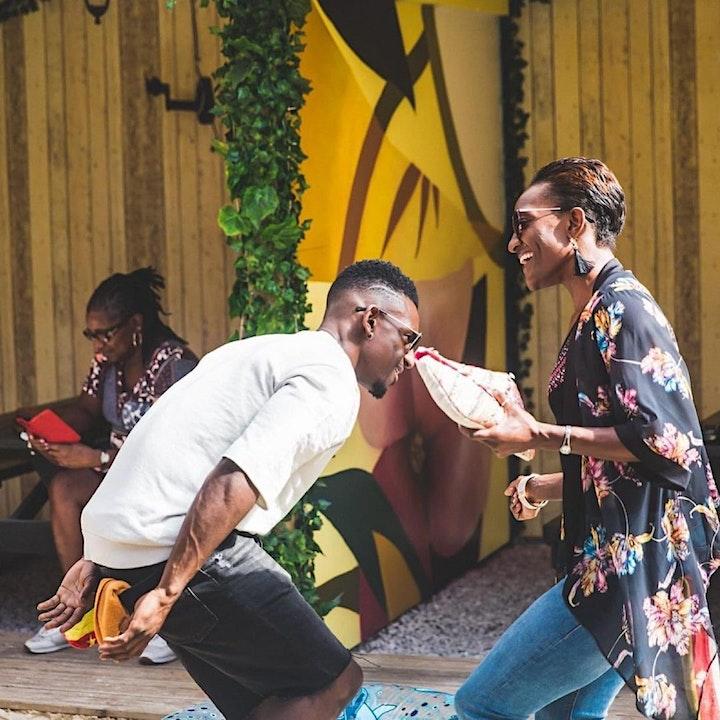 Afrobeats n Brunch Summer Courtyard ☀️ image