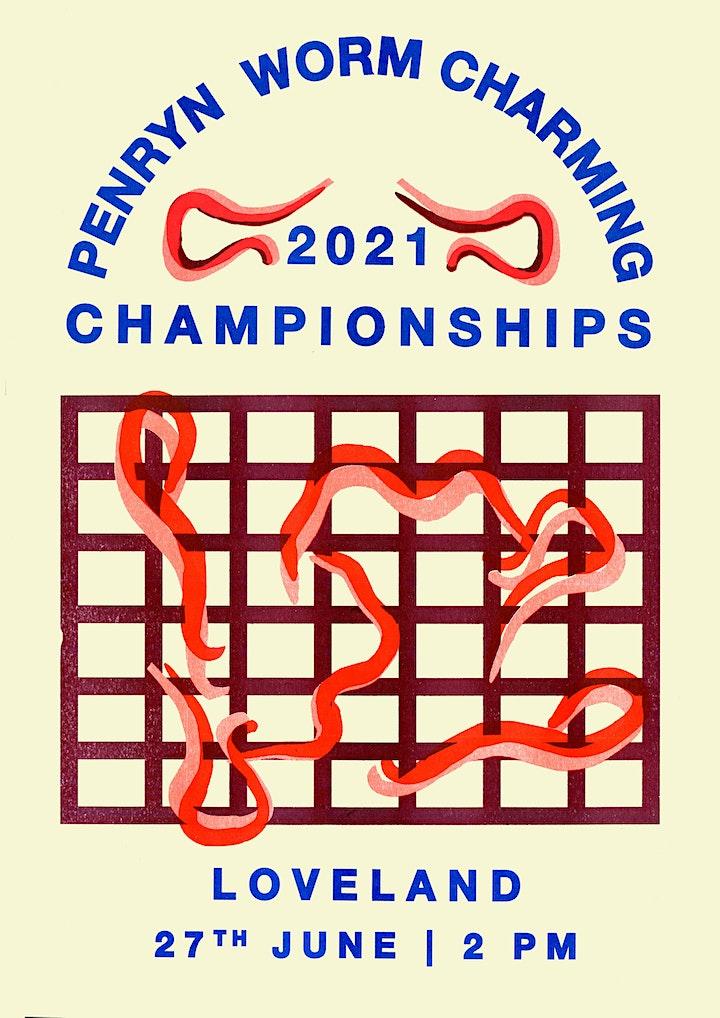 Penryn Worm Charming Championships image