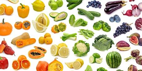 TALK: Healing Foods - the healing power of nutrition tickets