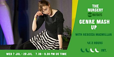 Online Improv Super-Elective: Genre Mash Up with Rebecca MacMillan tickets