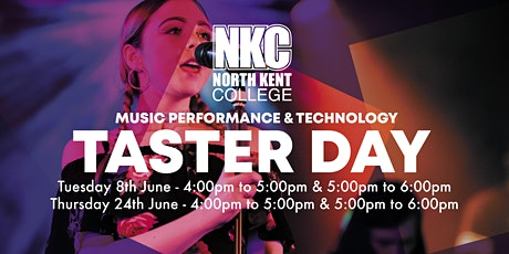 Taster Day -  Music Performance  & Technology tickets