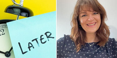 How to Deal with Procrastination for people feeling stuck - Online Workshop tickets