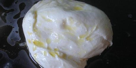 Cheese making class - mozzarella, burrata & stracciatella tickets