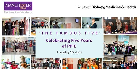 Patient and Public Involvement and Engagement (PPIE) Celebration Event 2021 tickets