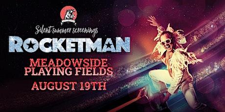 Whiteley Open Air Cinema & Live Music - ROCKETMAN tickets