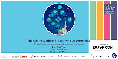 The Online World and Identifying Opportunities tickets