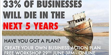 90 Day Planning Workshop tickets