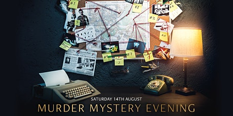 Murder Mystery Night at The Great Victoria Hotel tickets