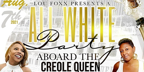 All White Boat Party tickets
