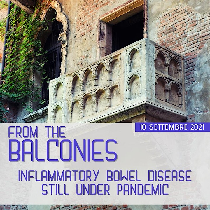 From The Balconies: Inflammatory Bowel Disease still under pandemic image