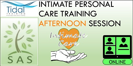 Intimate Care - AFTERNOON session tickets