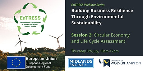 Building Business Resilience: Circular Economy and Life Cycle Assessment tickets