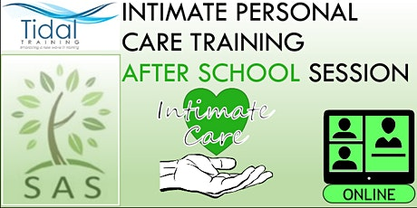Intimate Care - AFTERSCHOOL (twilight) session tickets