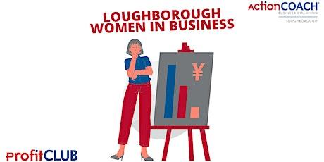 ProfitCLUB: Loughborough Women in Business tickets