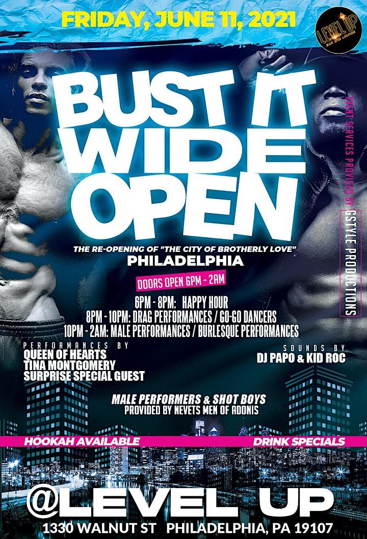 Bust It Wide Open image