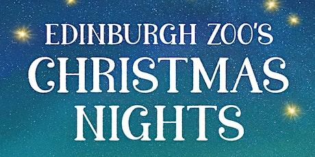 Edinburgh Zoo's Christmas Nights - 20th November tickets