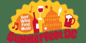 Summerfest DC Beer & Wine Festival