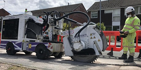 A day in the life of a Openreach Civils engineer tickets