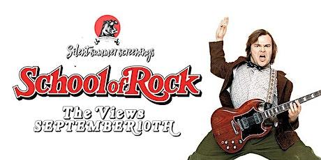 Fleet Open Air Cinema & Live Music- School of Rock! tickets