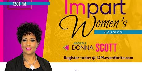 IJM Women's Meet Up tickets