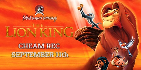 Cheam Open Air Cinema & Live Music - The Lion King (1994) tickets