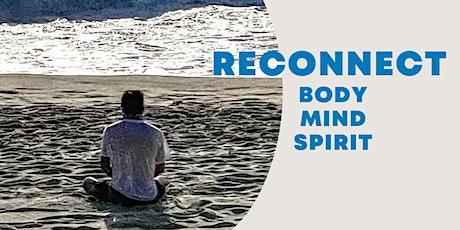 RECONNECT BODY MIND SPIRIT tickets
