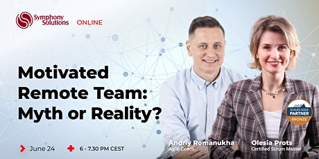 Motivated Remote Team: Myth or Reality? tickets