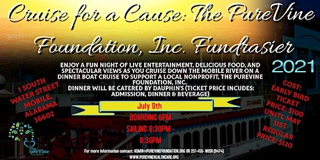 Cruise for a Cause: Benefiting The PureVine Foundation, Inc. tickets