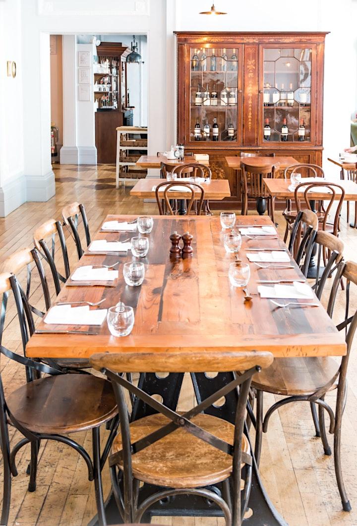 Sunday Roast at Scoff & Banter Kensington image