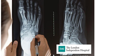 When to Refer to Foot & Ankle Orthopaedics in the New Normal tickets