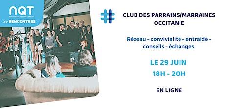 Club Parrains/Marraines Occitanie billets