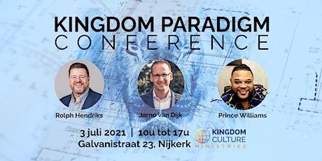 Kingdom Paradigm Conference tickets