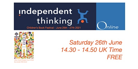 The Independent Thinking Children's Book Festival with Louise Mercieca tickets
