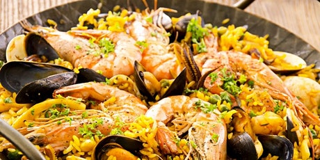 Paella & Sangria with Live Music tickets