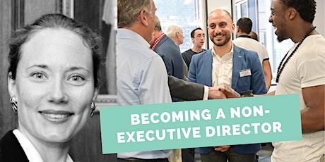 Becoming a Non-Executive Director tickets