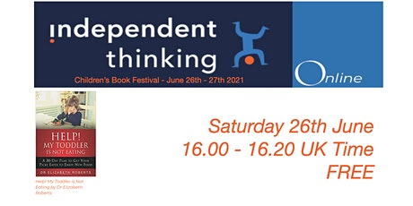 The Independent Thinking Children's Book Festival with Elizabeth Roberts tickets