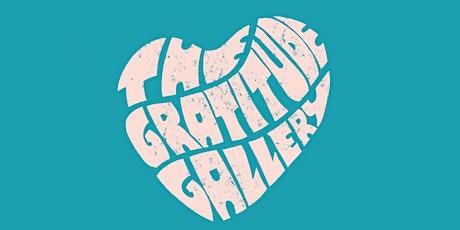 The Gratitude Gallery @ Brew Coffee Shop tickets