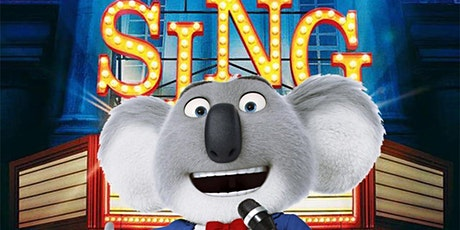 Outdoor Movie Night - Sing tickets