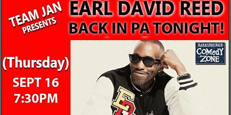 EARL DAVID REED : Team Jan charity show for Children's Miracle Network tickets