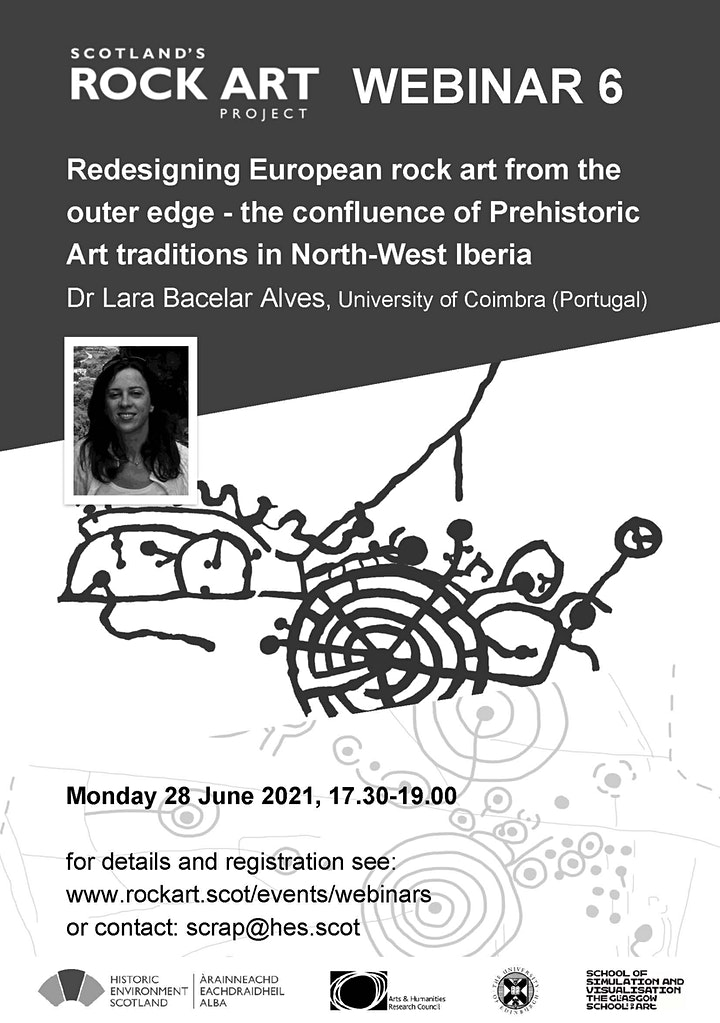 Redesigning European rock art from the outer edge image