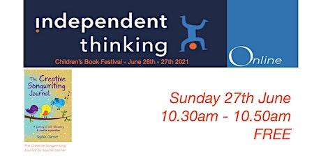 The Independent Thinking Children's Book Festival with Sophie Garner tickets
