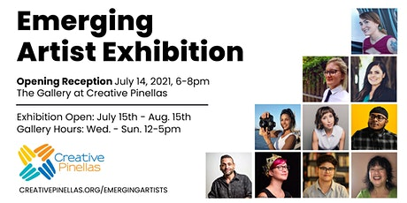Emerging Artists Exhibition Opening Reception tickets