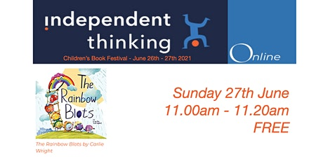 The Independent Thinking Children's Book Festival with Carlie Wright tickets