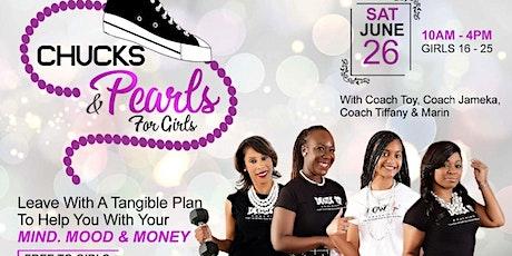 Chucks & Pearl's Girls Empowerment Event tickets