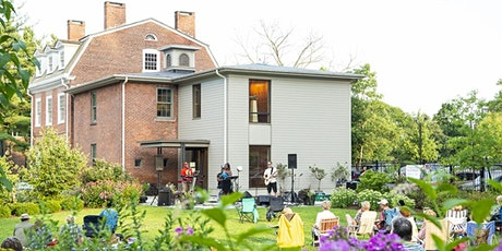 Make Music Hartford in the Butler-McCook Garden tickets