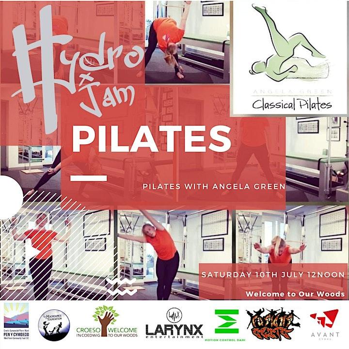 Pilates with Angela Green image